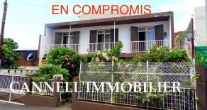 Maison F/6 centre Saint-Denis