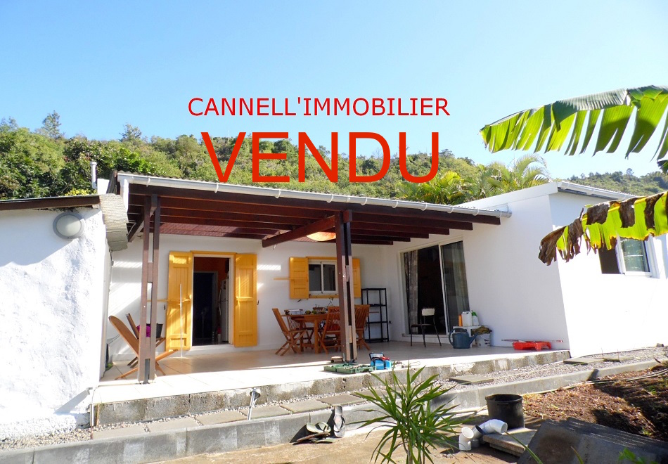 Maison f3 4 entre deux cannell immobilier for Immobilier f3