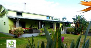 Villa grand standing Bras de Pontho